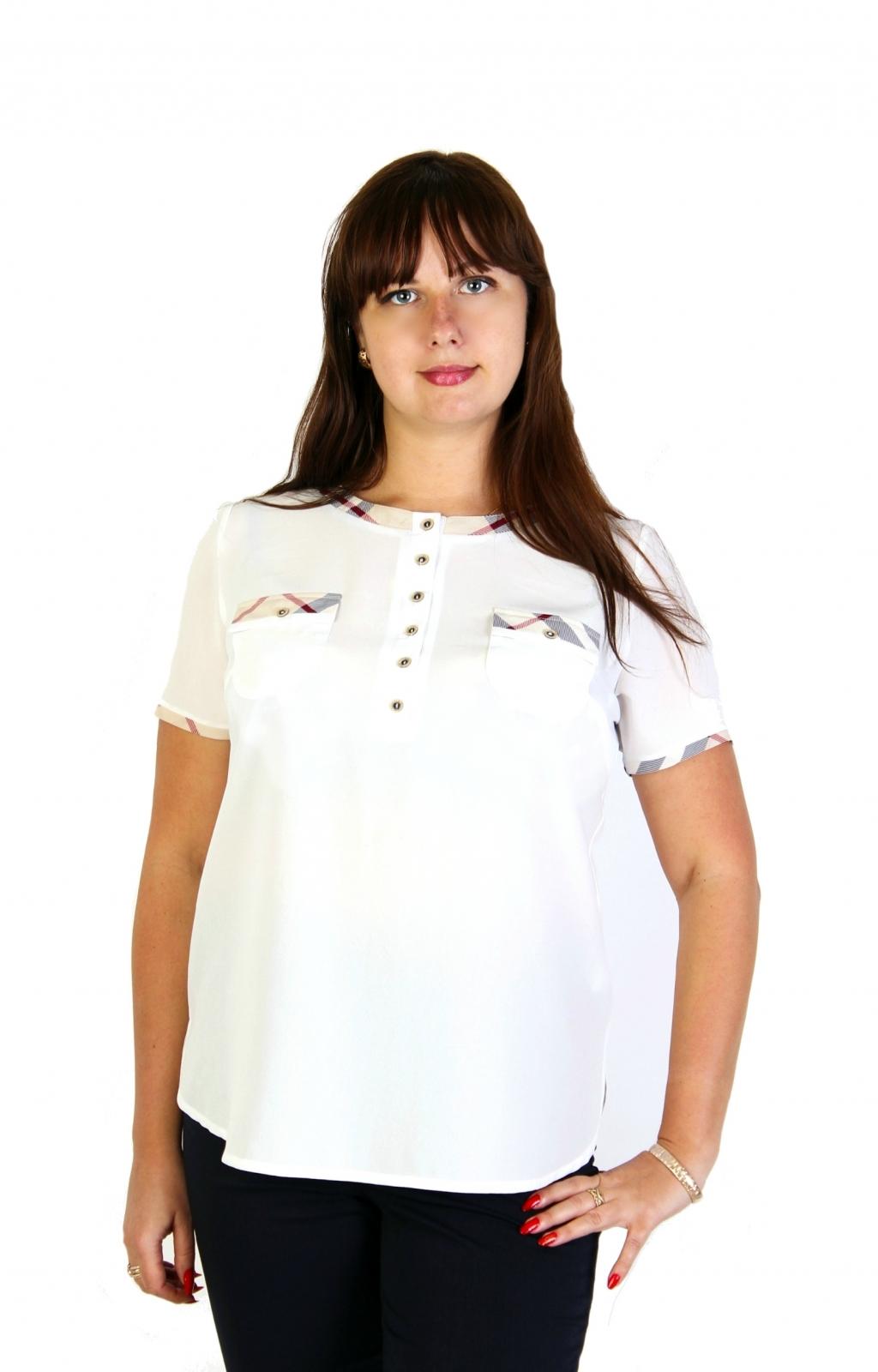 Блузка Бианка 1к-2 фото