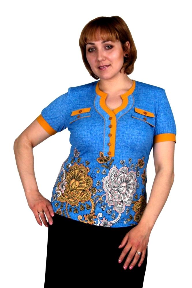 Блузка Петра 2к-1 фото