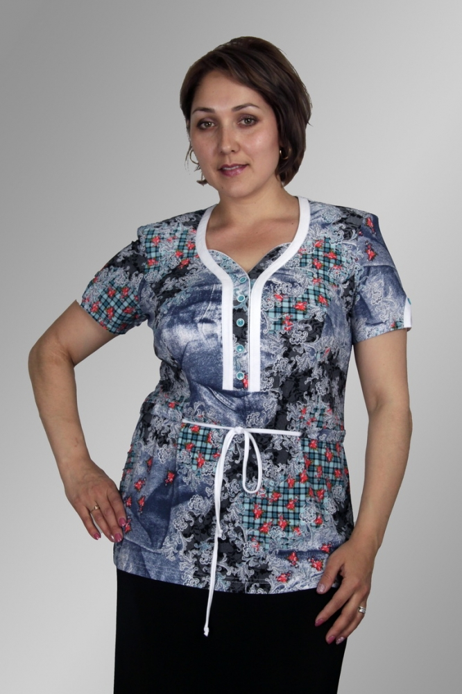 Блузка Бриз 1к-1 фото