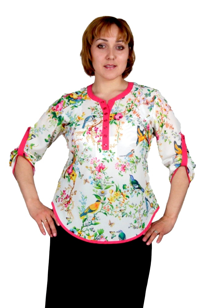 Блузка Бонни 1-1 фото