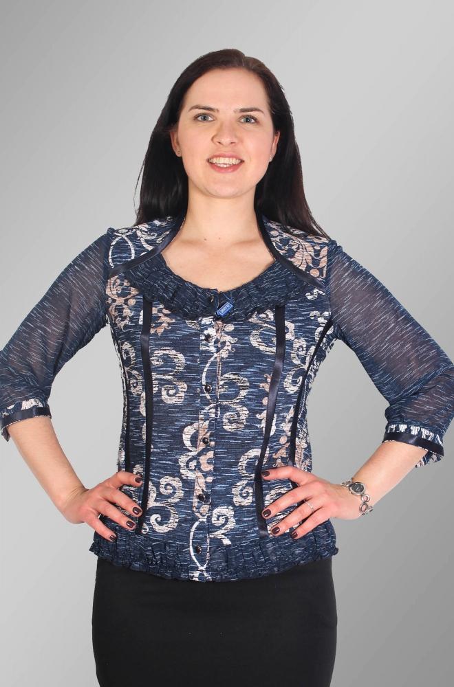 Блузка Оникс 1-23 фото