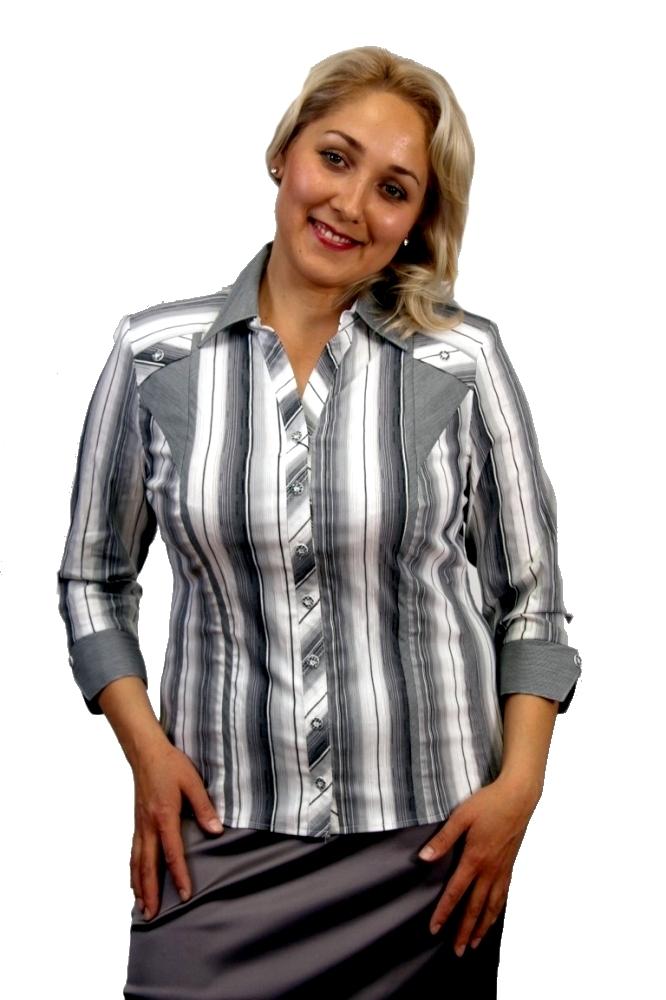 Блузка Ивона 3-3 фото