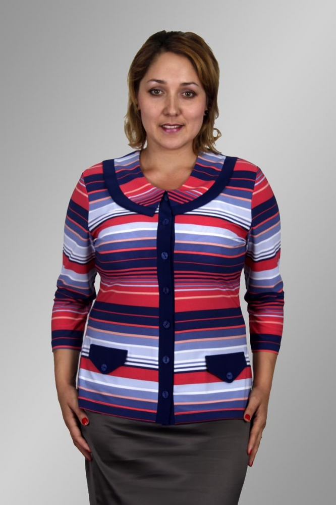 Блузка Валенсия 1-5 фото