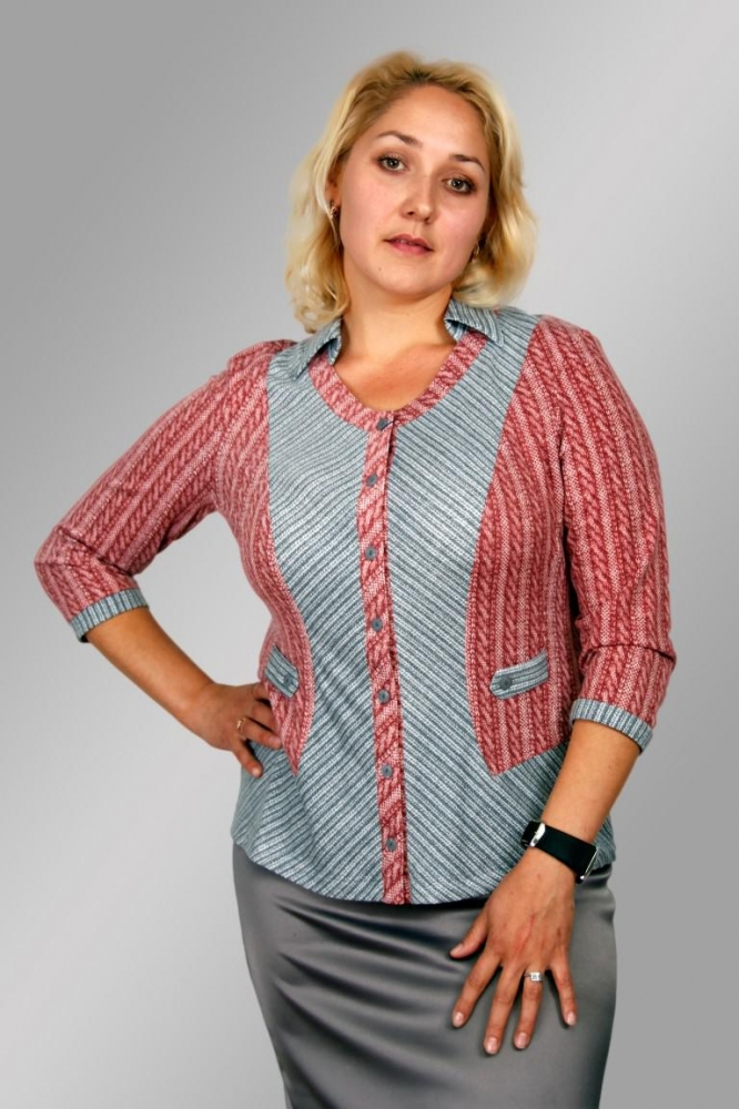 Блузка Рони 2-1 фото