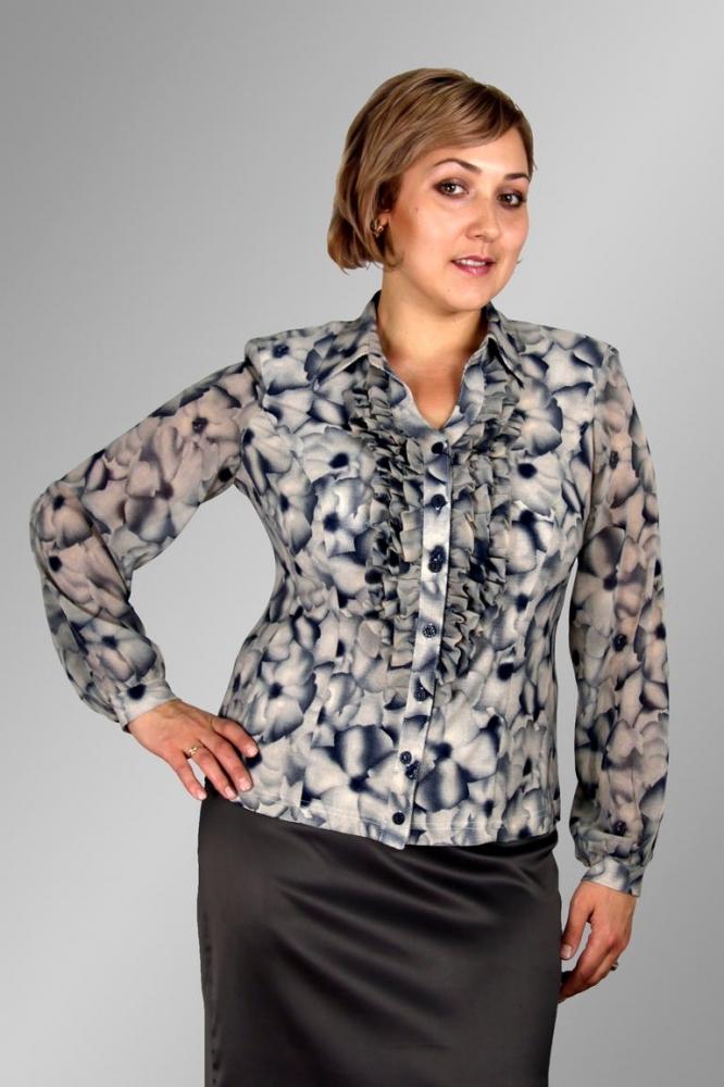 Блузка Русана 4-9 фото