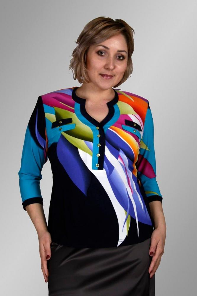 Блузка Петра 2-9 фото