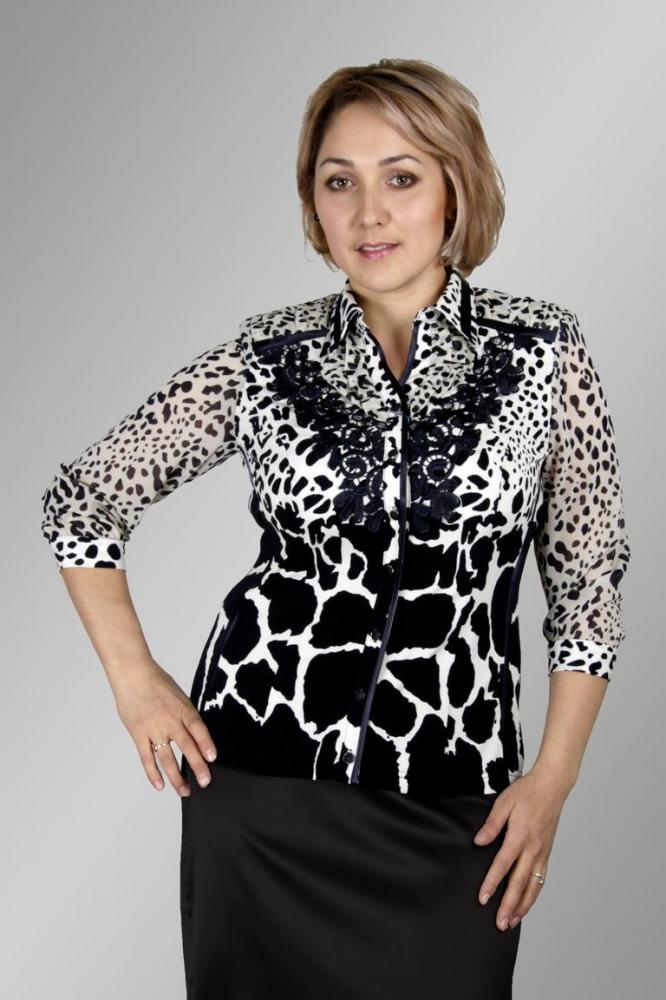 Блузка Лика 1-6 фото