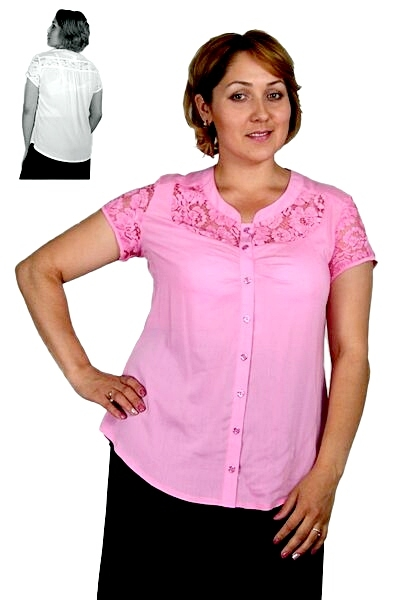 Блузка Палермо 1к-4 фото