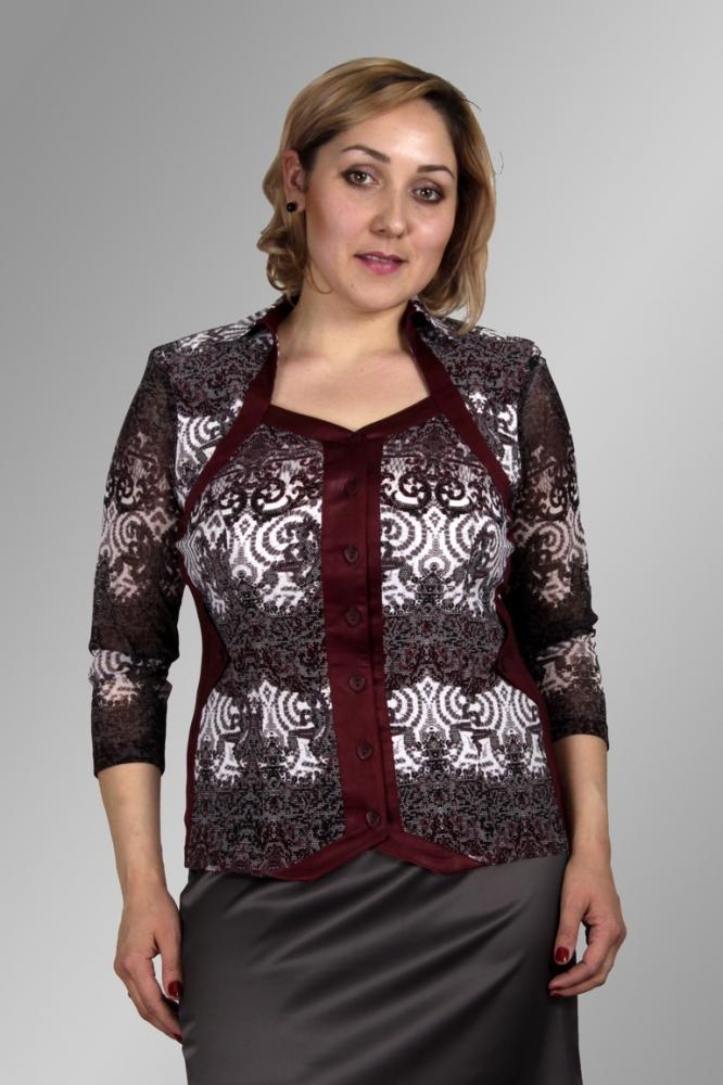Блузка Джуди 1-2 фото
