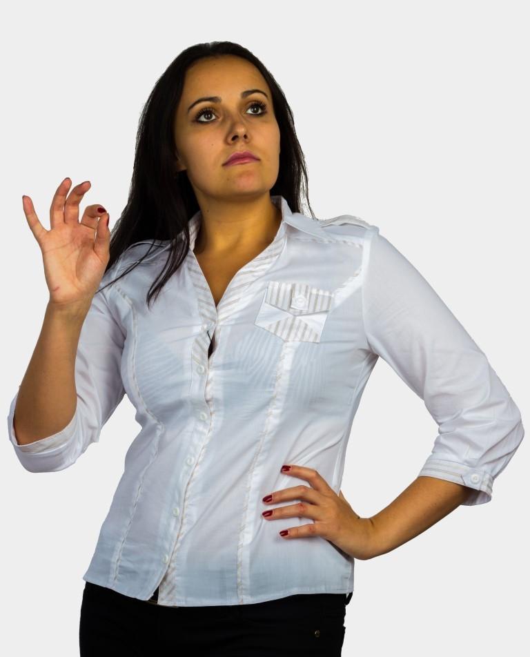 Блузка Гера 4-2 фото