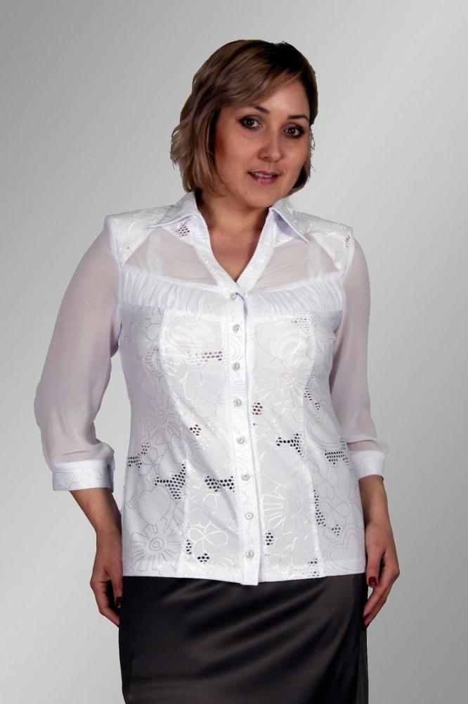 Блузка Гелена 1-1 фото