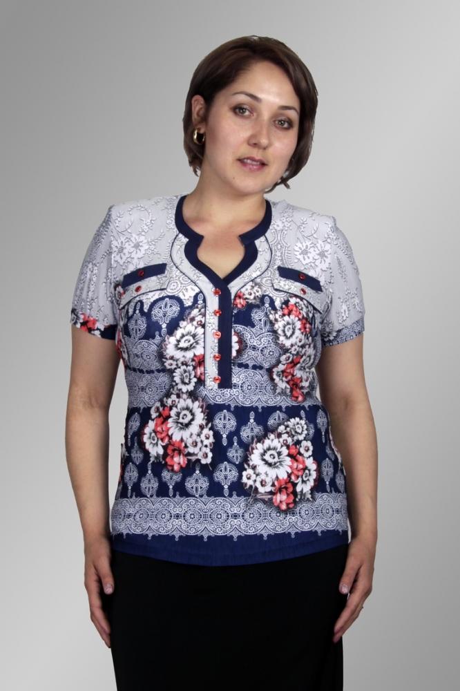 Блузка Петра 2к-2 фото
