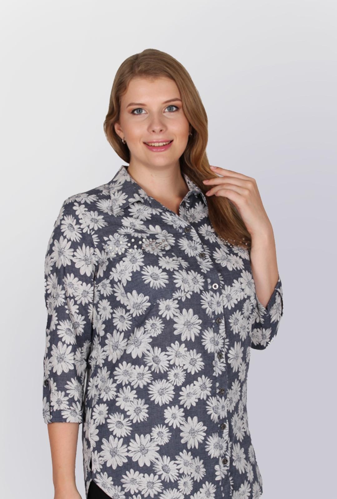Блузка Рита 1-1 фото
