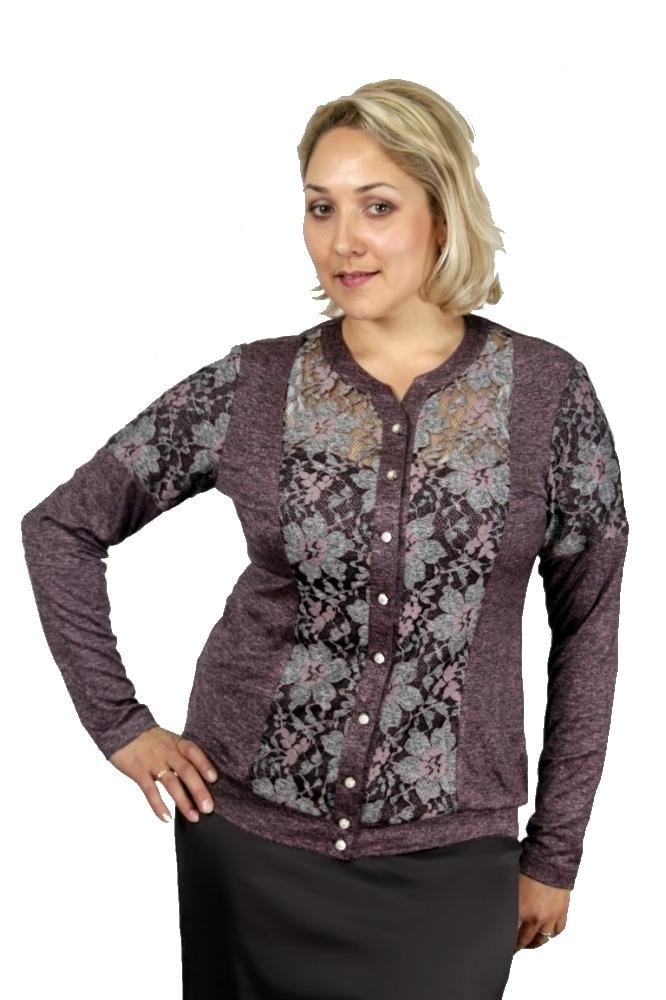 Блузка Офелия 1-4 фото