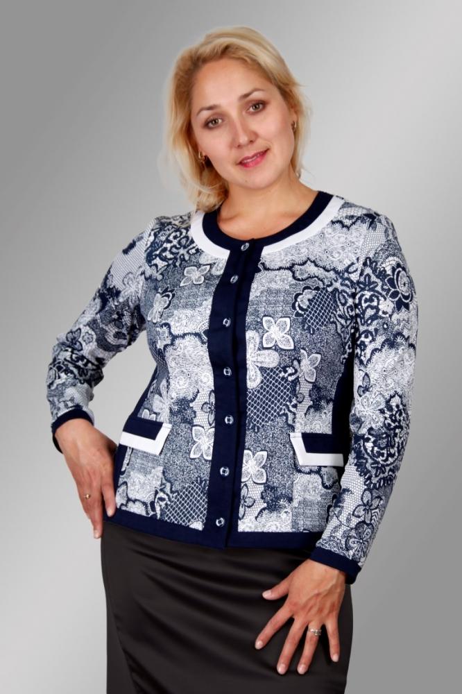 Блузка Коко 1-1 фото
