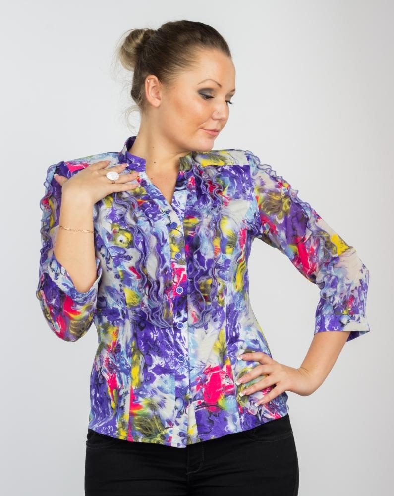 Блузка Биата 1-1 фото