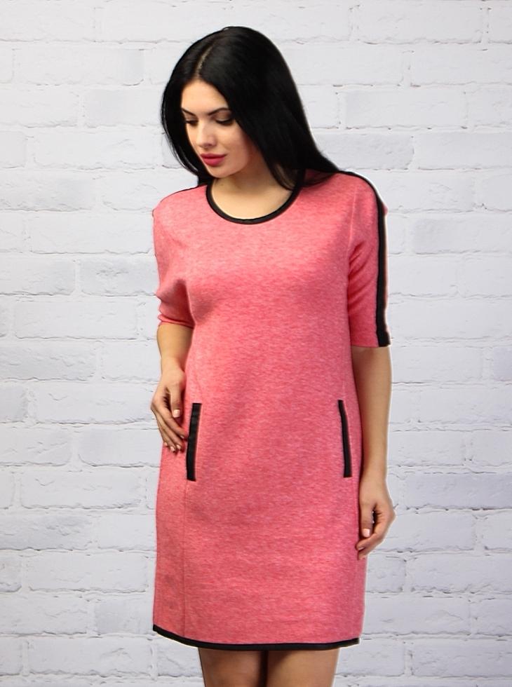 Платье теплое Лия 1-8 фото