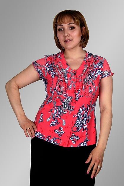 Блузка Агнес 3к-6 фото