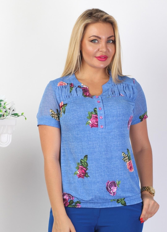 Блузка Шадэ 1к-1 фото