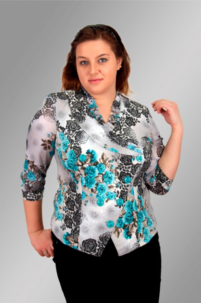 Блузка Кейт 7-7 фото