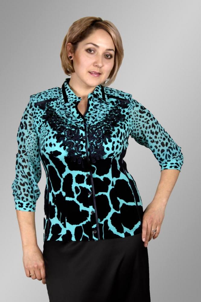 Блузка Лика 1-8 фото