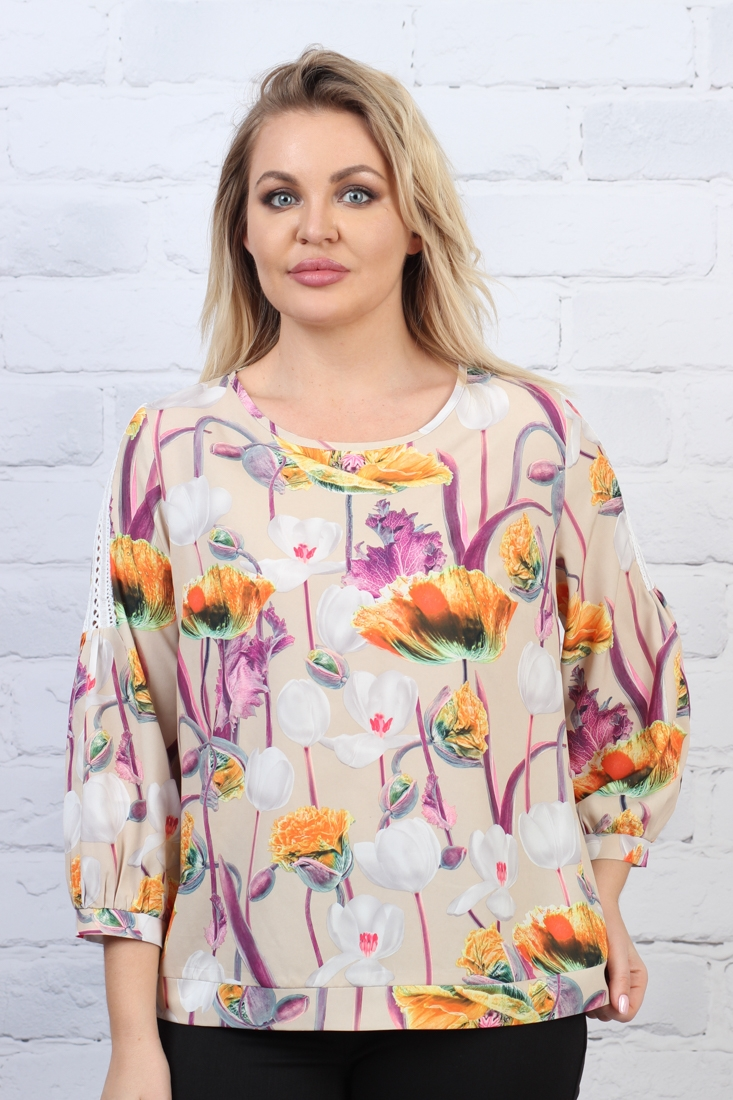 Блузка Римма 1-5 фото