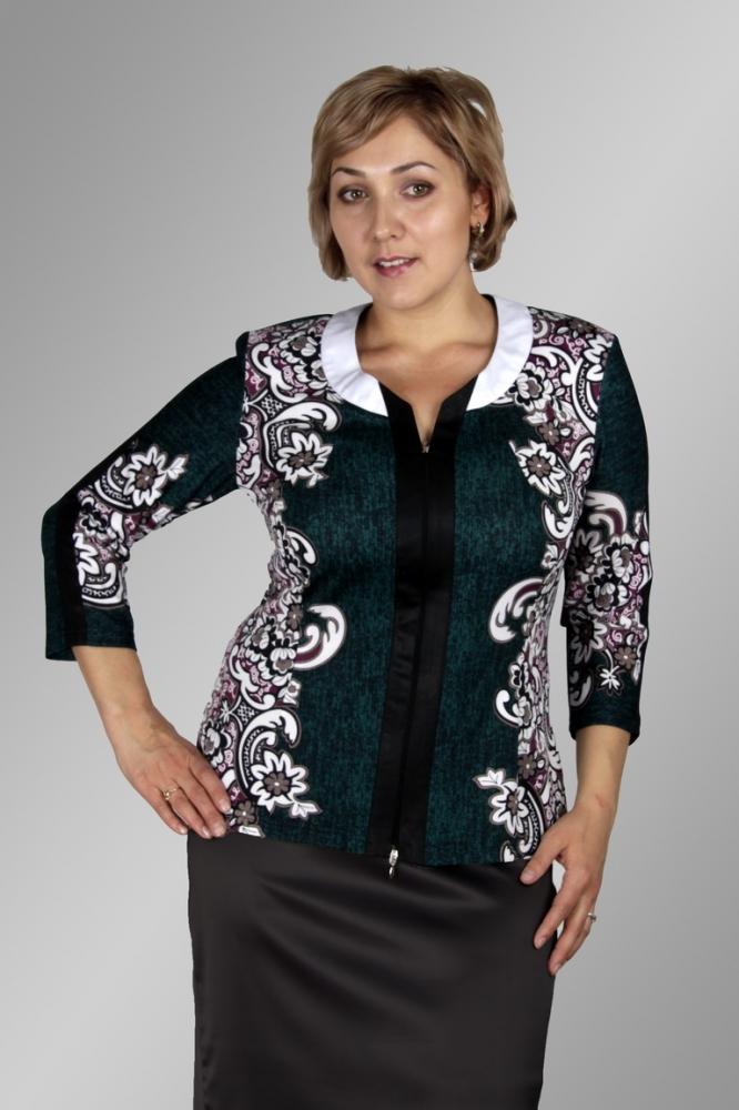 Блузка Мелисса 1-1 фото