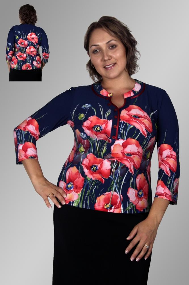 Блузка Санни 1-2 фото