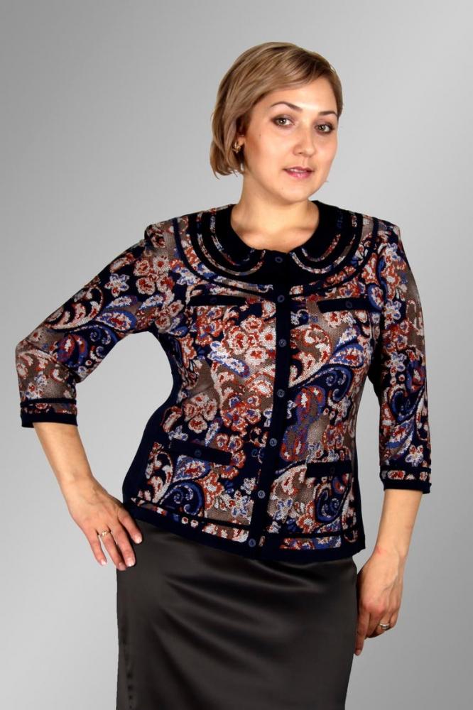 Блузка Коко 2-2 фото