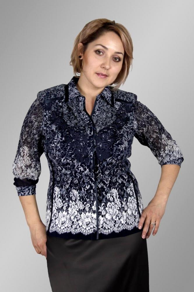 Блузка Лика 1-7 фото