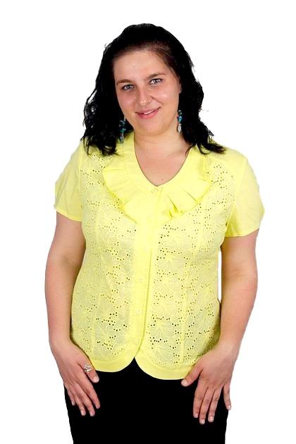 Блузка Анжелика 6к-5 фото