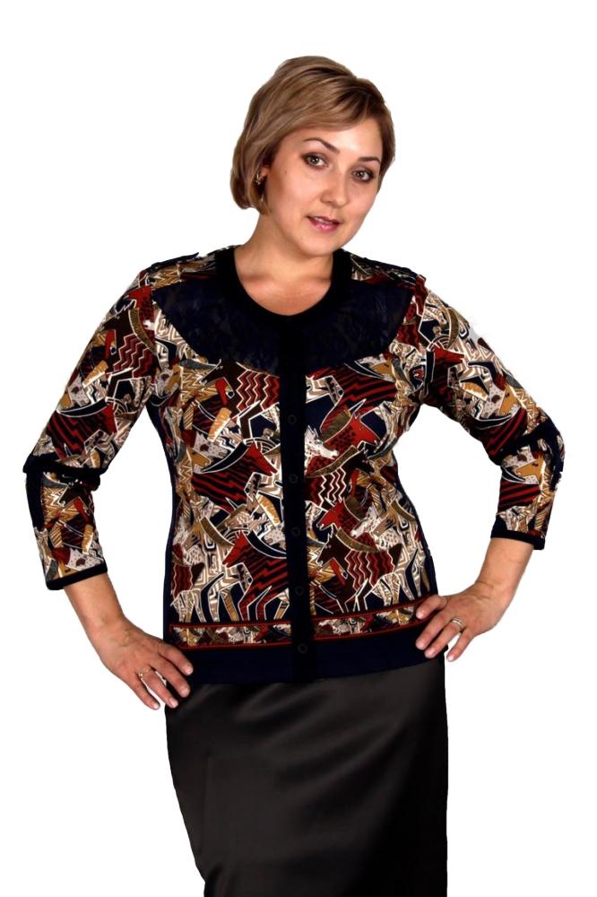 Блузка Молли 1-1 фото