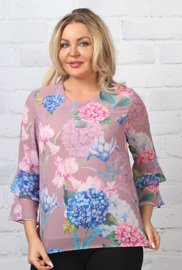 Блузка Шейла 1-2 фото