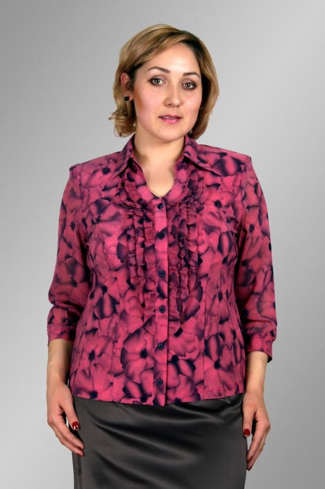 Блузка Русана 4-10 фото