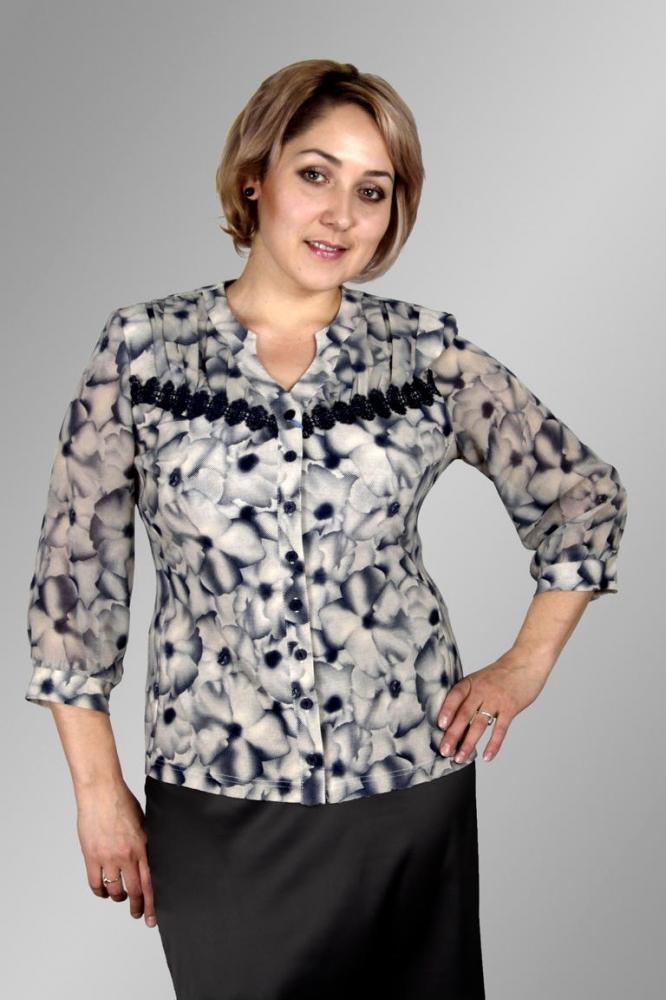 Блузка Герда 1-2 фото