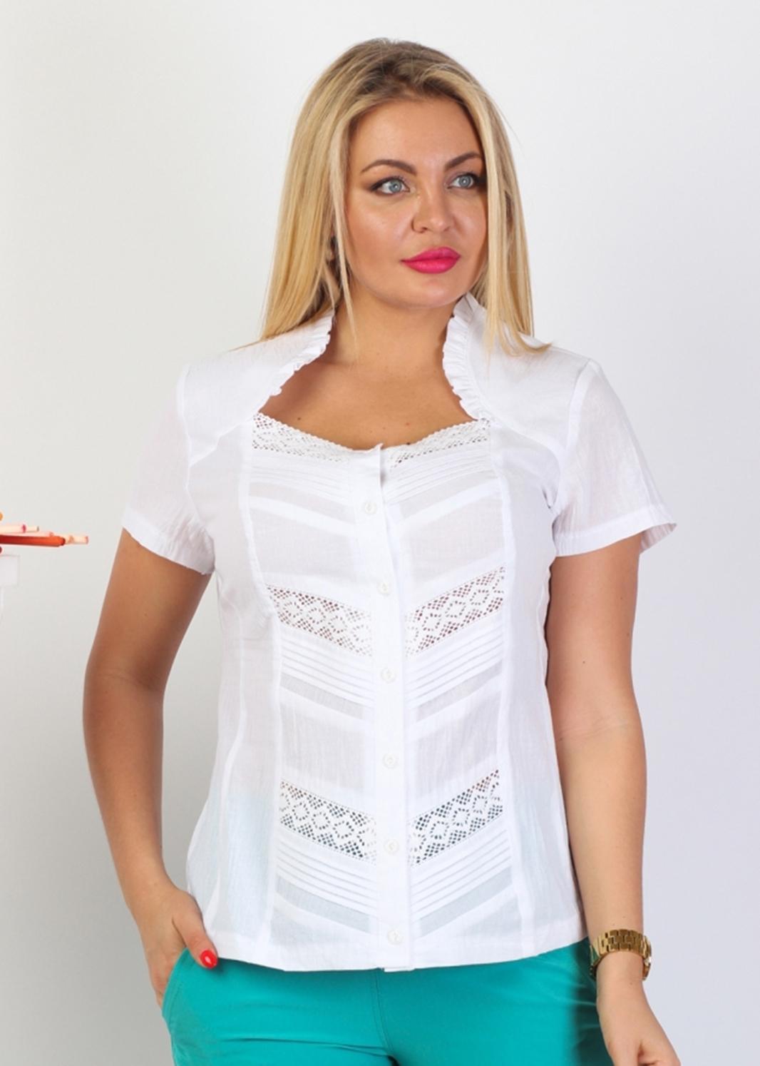 Блузка Веста 1к-1 фото