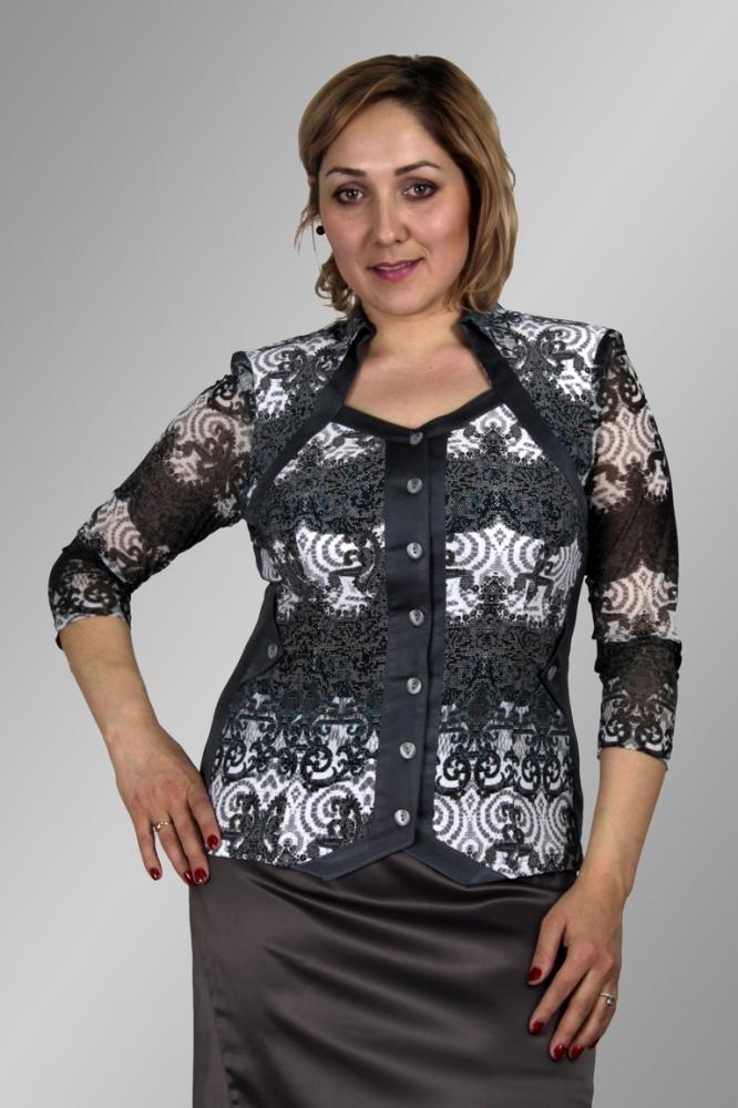 Блузка Джуди 1-1 фото