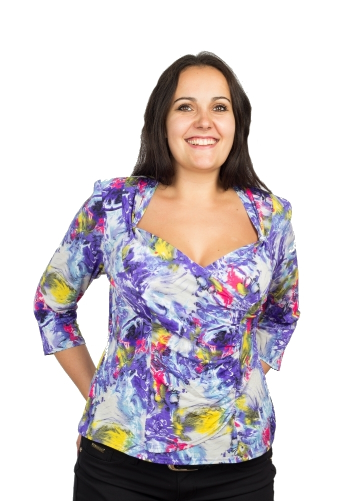 Блузка Кейт 4-4 фото