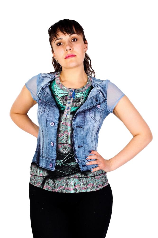 Блузка Стейси 1к-1 фото