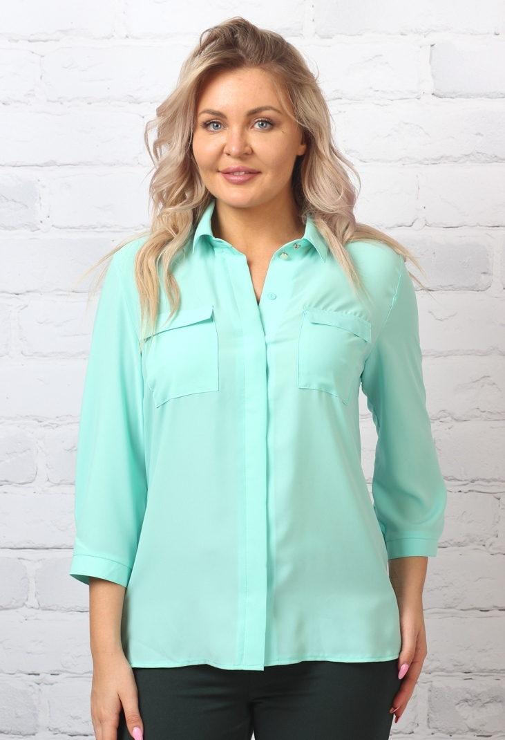 Блузка Вита 2-13 фото