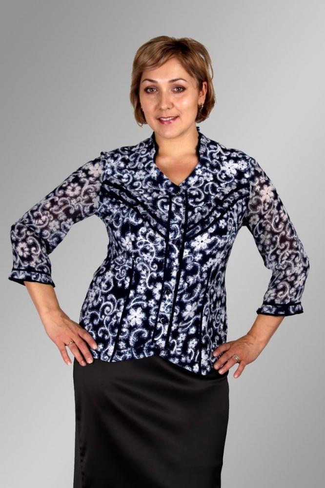 Блузка Русана 5-12 фото