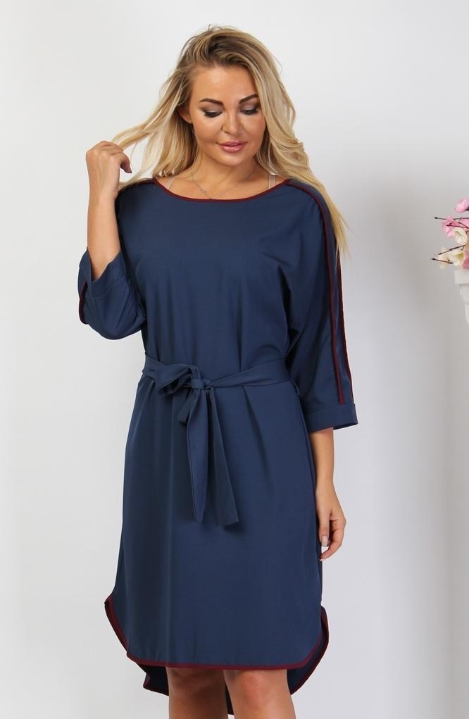Платье из стрейча 158_PS фото