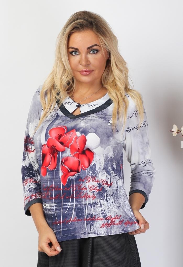 Блузка Прада 3-1 фото