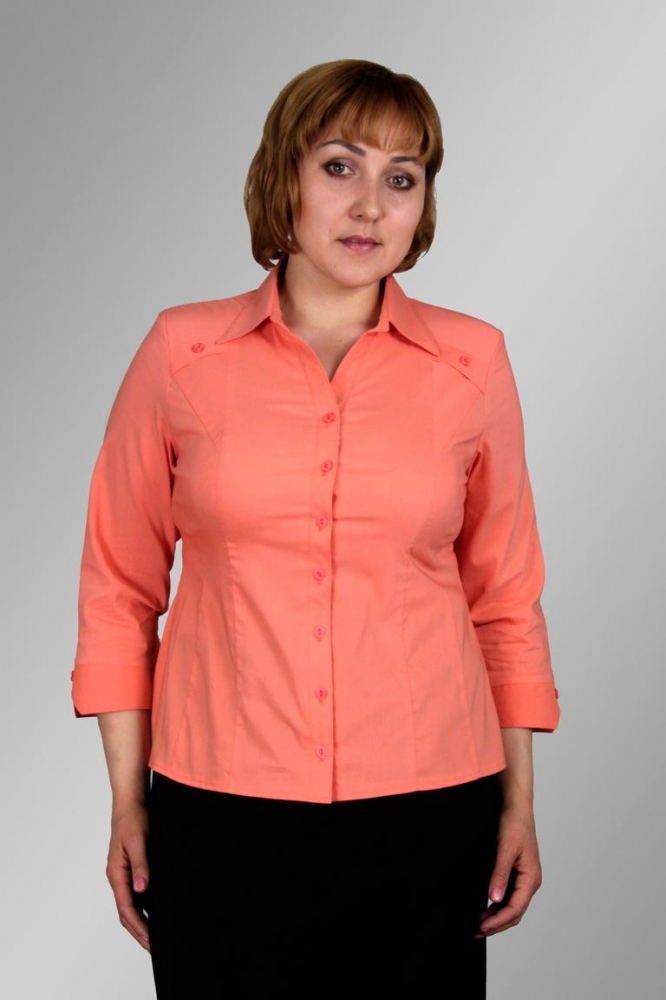 Блузка Ивона 3-5 фото