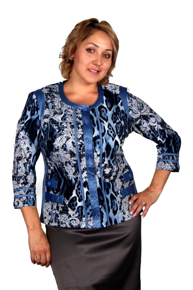 Блузка Беатрис 2-5 фото