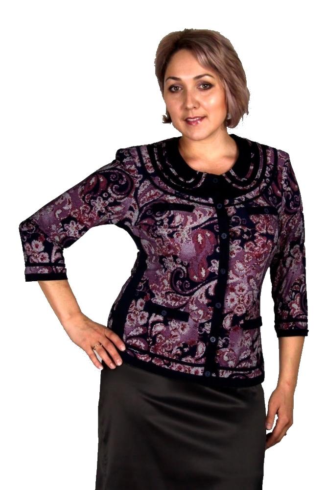 Блузка Коко 2-3 фото