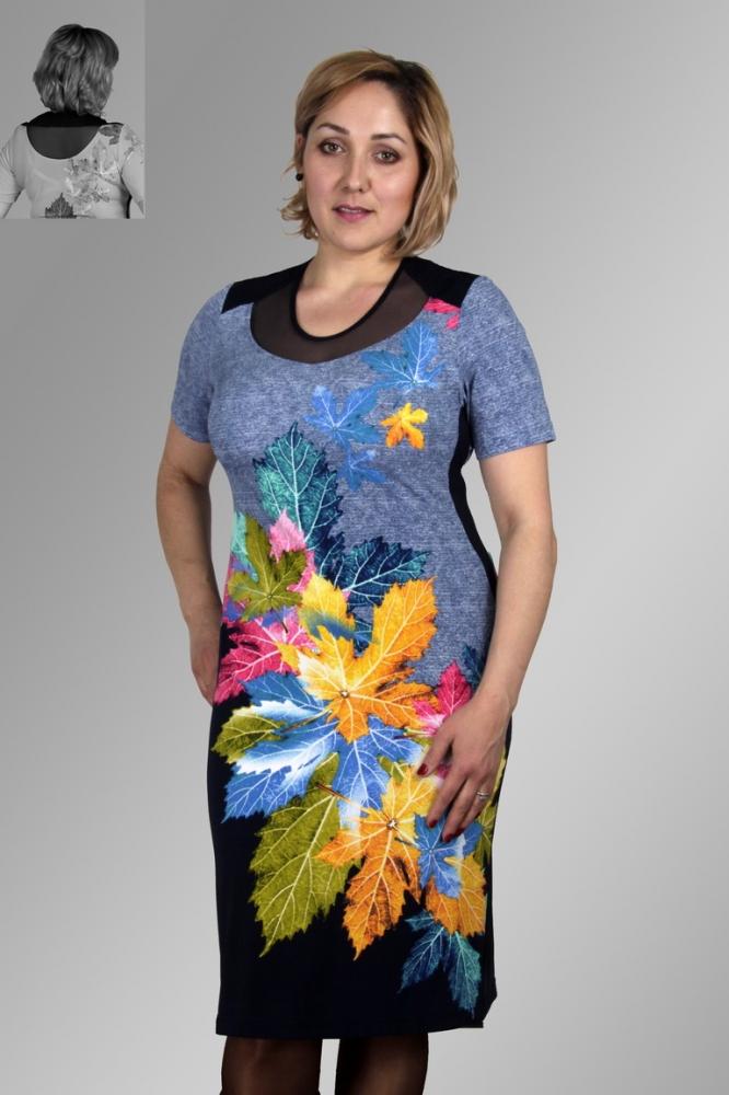 Платье Анетта 1-2 фото