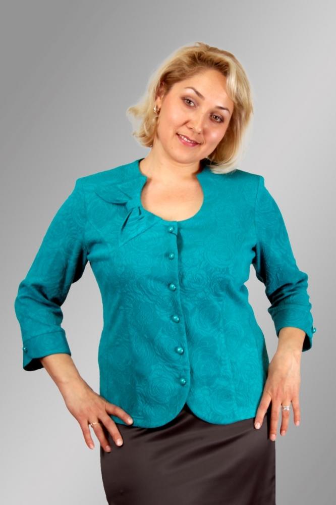 Блузка Дебора 1-2 фото