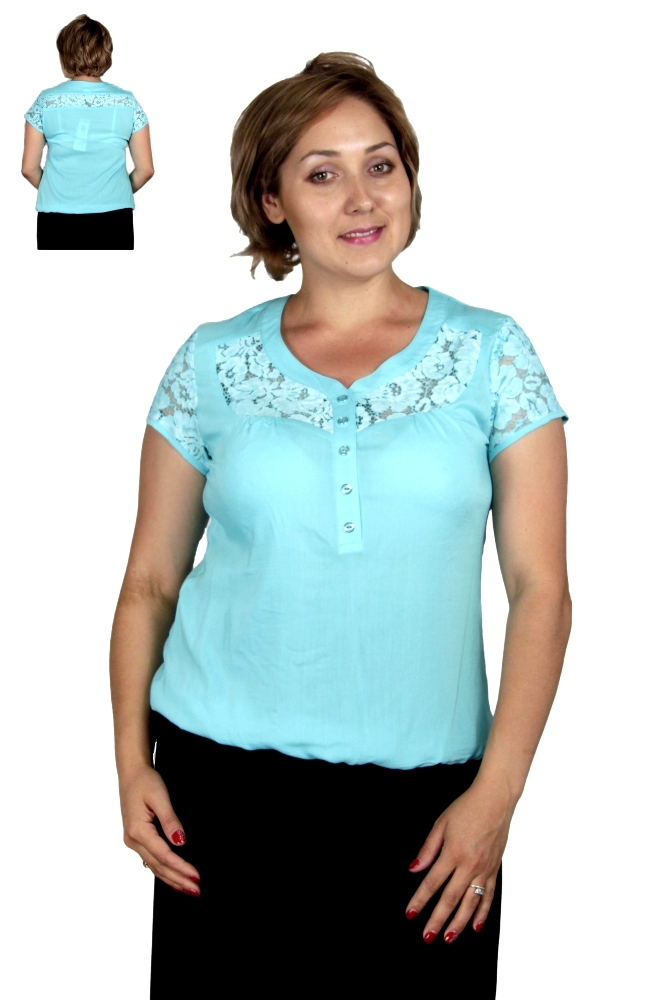 Блузка Палермо 2к-1 фото