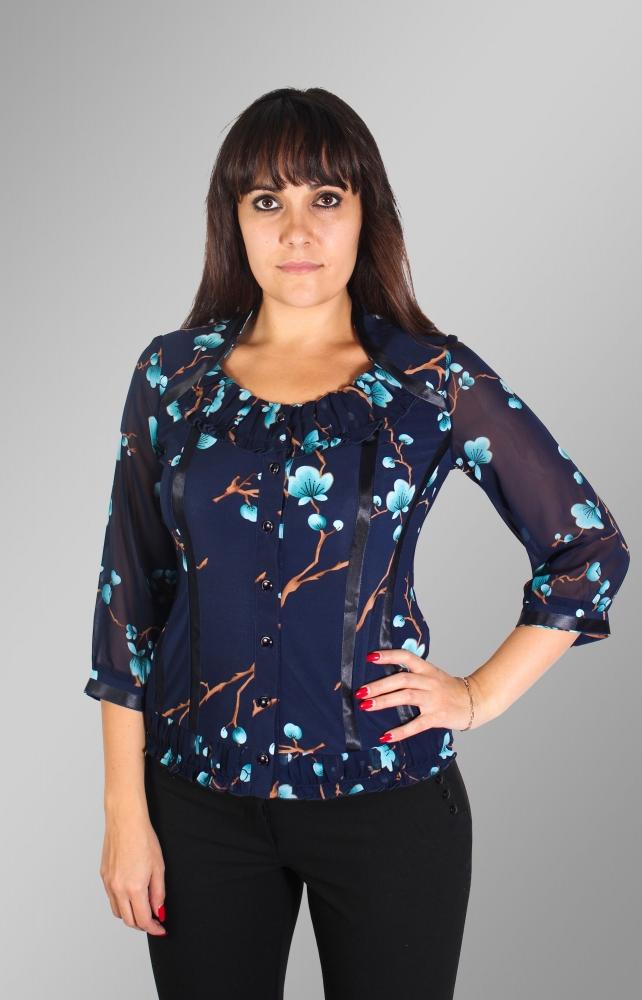Блузка Оникс 1-25 фото